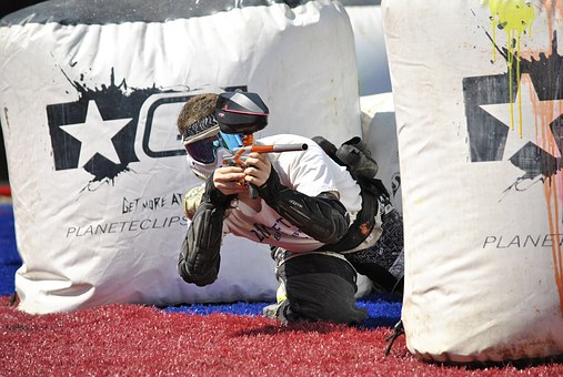 Paintball Llanes