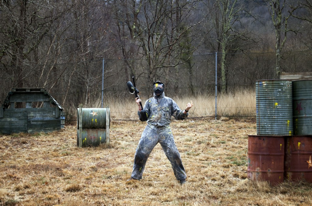 Paintball Arriondas